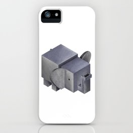 Elefante baby iPhone Case