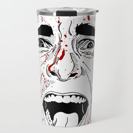 Mr Bateman Travel Mug