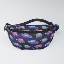 Cosmic shells Fanny Pack