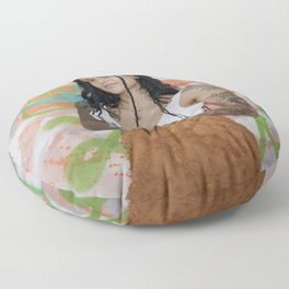 Kehlani 29 Floor Pillow