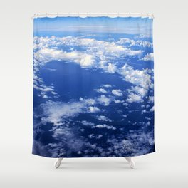 The Heart Of It All ... By LadyShalene Shower Curtain