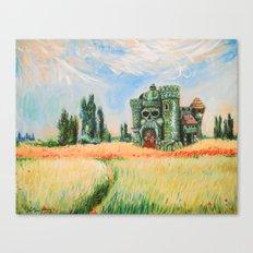 Eternia Field Canvas Print