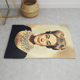 Joan Crawford, Hollywood Legend Rug