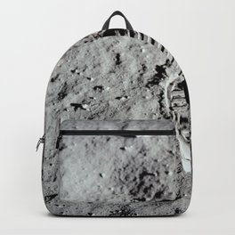 Apollo 11 - First Footprint On The Moon Backpack