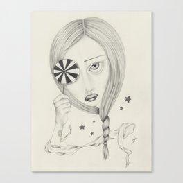 Focus on Balance  Canvas Print