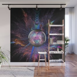 Shift in Consciousness Wall Mural