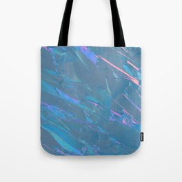 Holographic Artwork No 7 (Crystal) Tote Bag