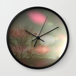 Color Balls Wall Clock