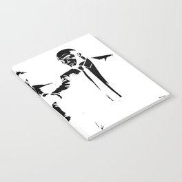 Cowboy Bebop - Spike Jet Knockout Black Notebook