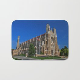 Old West End Our Lady Queen of the Most Holy Rosary Cathedral II- horizontal Bath Mat