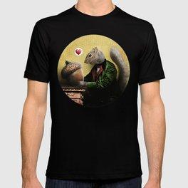 Mr. Squirrel Loves His Acorn! T-shirt