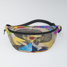 Cervantes is here Fanny Pack
