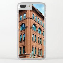 Water & Chicago Clear iPhone Case