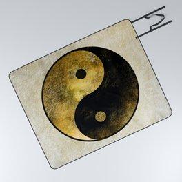 Yin and Yang Picnic Blanket