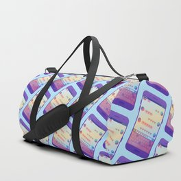 Love you more Duffle Bag