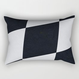 Winner / Race Finished Rectangular Pillow