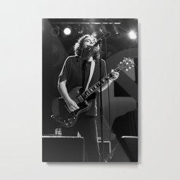 The Penske File Metal Print