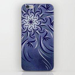 Lavender Flourish iPhone Skin