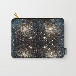 Blue Aurora Galaxy Star Field Carry-All Pouch