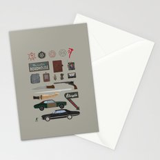 Supernatural (2015) Stationery Cards