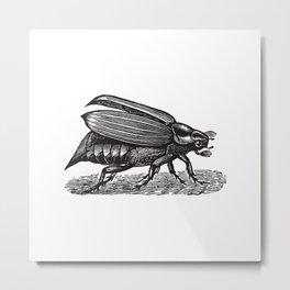 Oldie-IV Metal Print