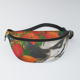 Tribute to Frida Kahlo #40 Fanny Pack