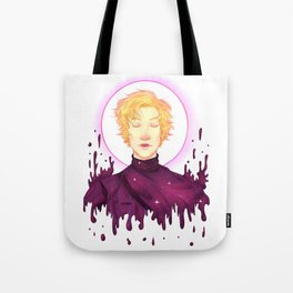 Captain of the Galaxy Tote Bag