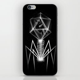 Bacteriophage iPhone Skin