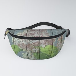 Chabby chic Lilac Fanny Pack