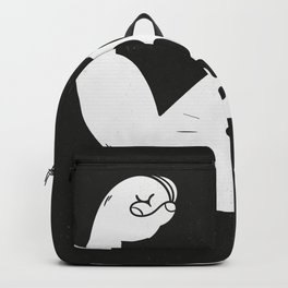 Yes, you can Backpack