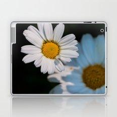 Close up daisy Laptop & iPad Skin