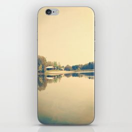Lake Herrick- Athens, GA iPhone Skin