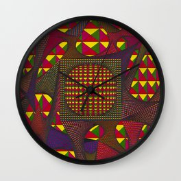 The Light Within Wall Clock