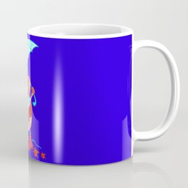 Dog Zahar and Autumn Coffee Mug