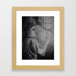 Yale I Framed Art Print