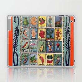 Mexican Bingo Loteria Laptop & iPad Skin