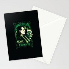 Asgardian Absinthe Stationery Cards