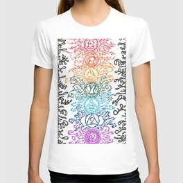 Charming Chakras T-shirt