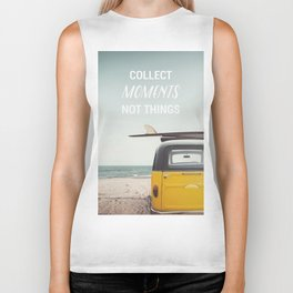 Collect moments Biker Tank