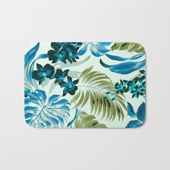 Jungle blush - fall Bath Mat