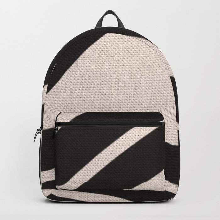 Insinuating Triangle Backpack