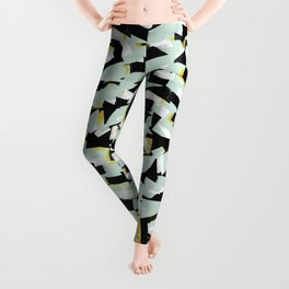 Abstract Pattern 76 Leggings