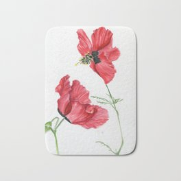 Fall Into Your Arms Bath Mat