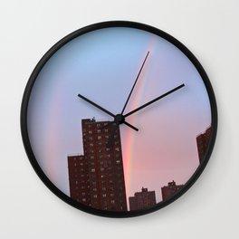Life In My Big Bad Apple (Pt 31) Wall Clock