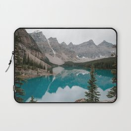 Moraine Lake, Banff National Park Laptop Sleeve