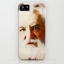 Alexander Graham Bell, Inventor iPhone Case
