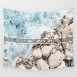 Summer Court Wall Tapestry