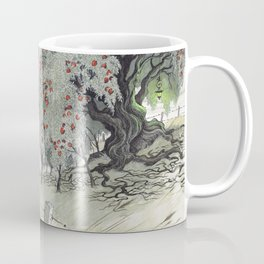 Old Tree At The Witch House Coffee Mug