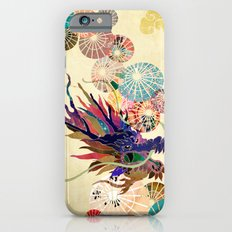 Chinese Lunar New Year and 12 animals  ❤  The DRAGON 龍 iPhone 6s Slim Case