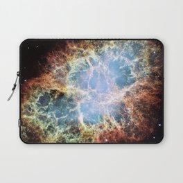 The Crab Nebula Laptop Sleeve